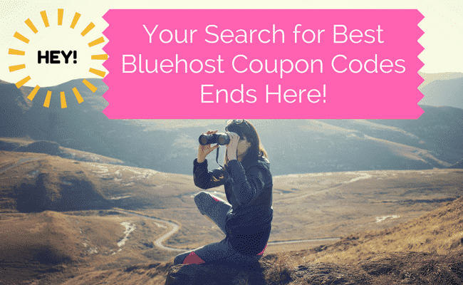 Best Bluehost Coupon Codes to Save Massive