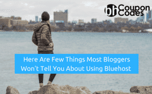 using bluehost