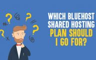 Which Bluehost Shared Hosting Plan Should I Go For?