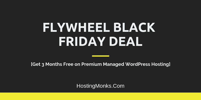 flywheel black friday deal