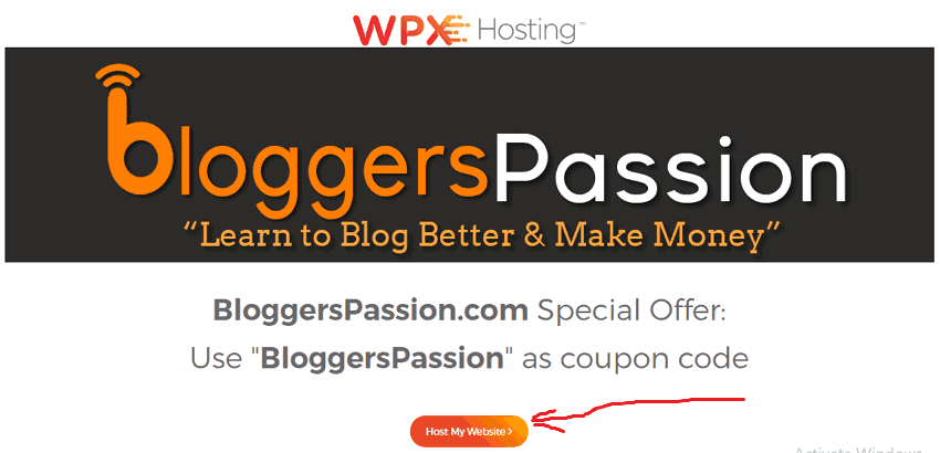 wpx order page