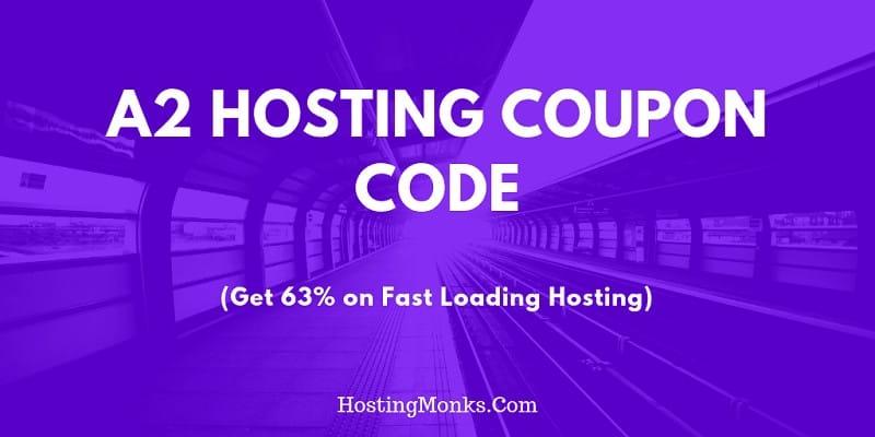 a2 hosting coupon code