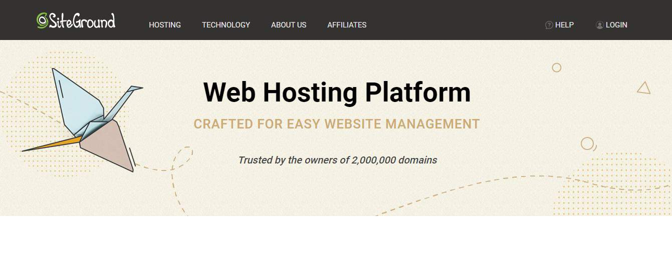 siteground hosting deals