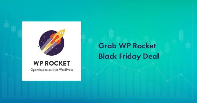 WP Rocket Black Friday 2020 Deal: Grab 30% Discount on All Plans [Live Now]