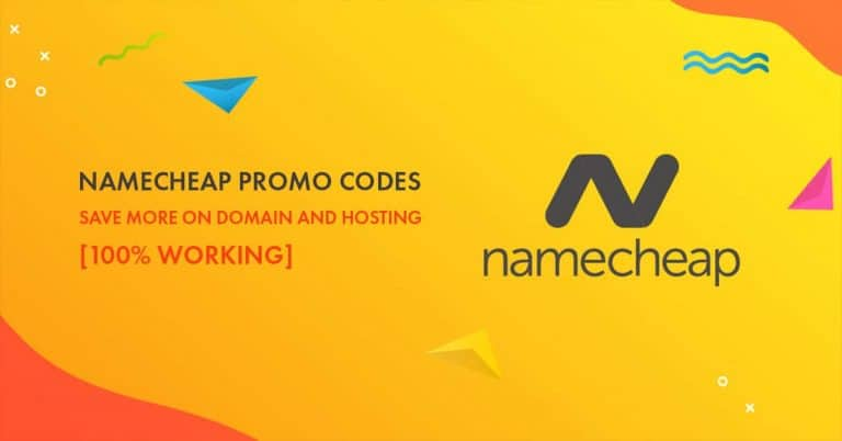 Namecheap Promo Codes January 2021: [Pay Less And Enjoy More]