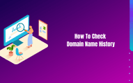 How To Check Domain History With Free Domain History Checkers (Boost SEO Efforts Efficiency)