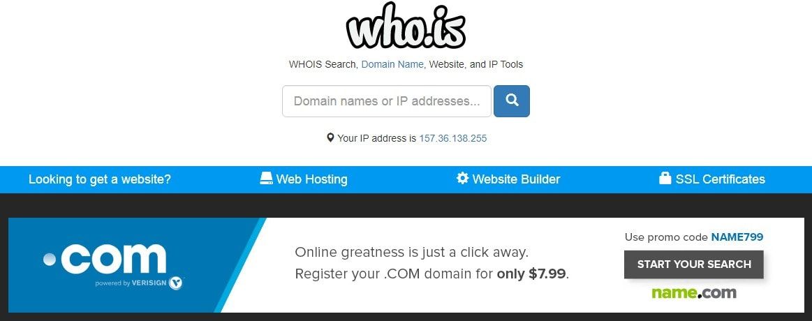 whois domain history checker