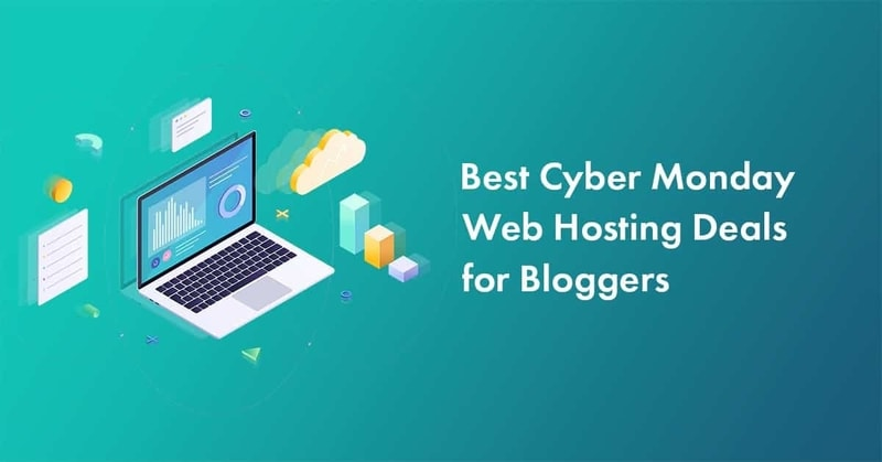 Cyber Monday Web Hosting Deals 2021