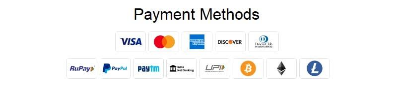 hostinger payment methods