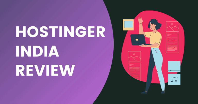 hostinger review india