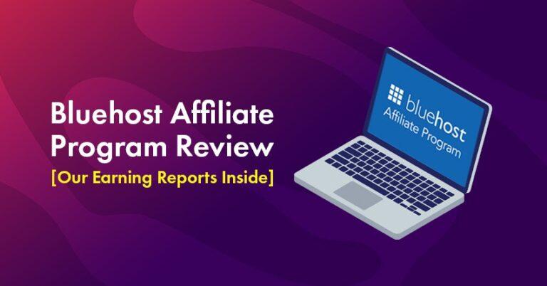 Bluehost affiliate program review
