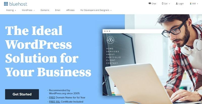 bluehost alternative to milesweb