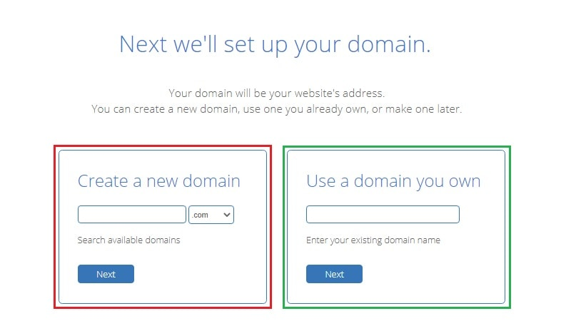 bluehost india domain