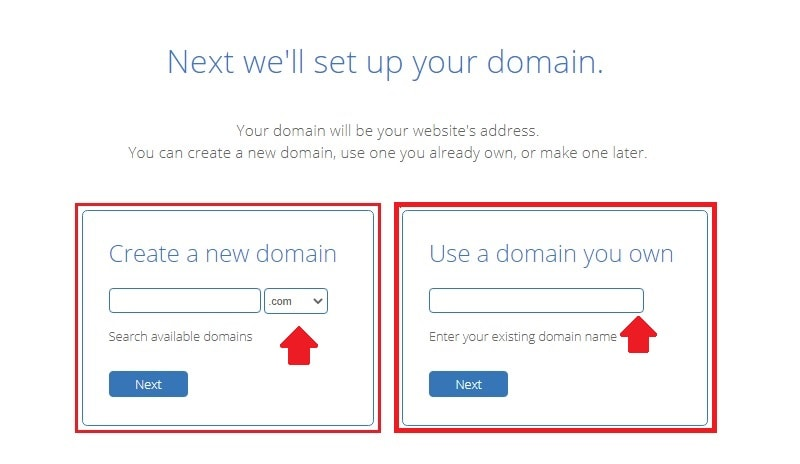 domain bluehost india