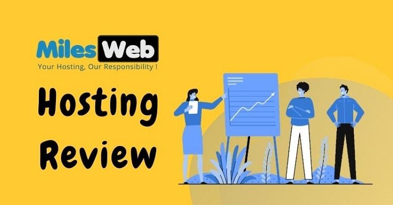 milesweb review banner