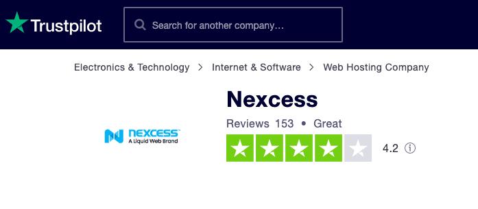 nexcess reviews